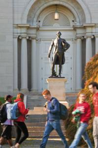 2011_05_05 Lafayette Statue Blur for View Book