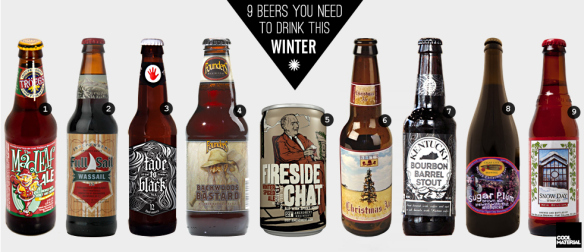 9Winter-Beers
