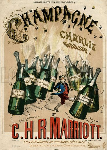 Champagne Charlie / Music