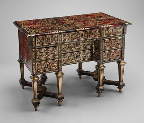 L XIV desk